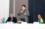 2014 жылдың 18 сәуірінде Альпен Фарма конференция өткізді